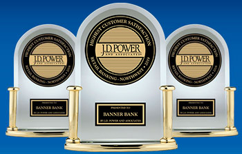 Three J.D. Power Awards