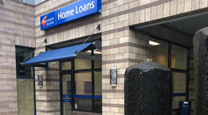 Home loan office at Othello Station in Seattle, WA