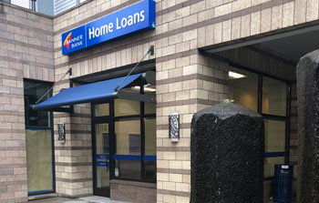 Banner Bank home loan office at Ranier Beach in Seattle