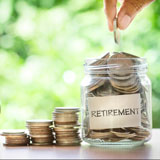 Save for retirement with an IRA account