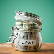 Student loans help bridge the financial gap with college tuition
