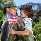 Home loans for veterans and members of the military